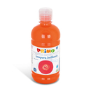 PRIMO Schulmalfarbe Tempera 500 ml, Orange